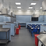 Hayle Academy Food Tech Refurb